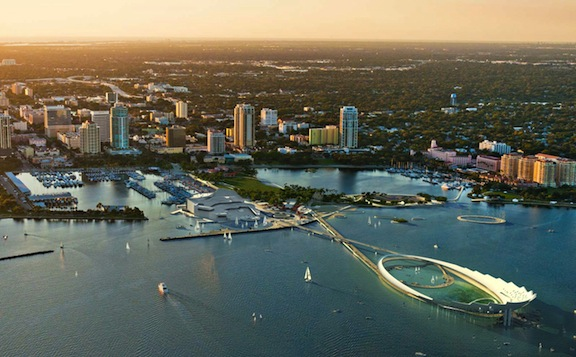 Michael Maltzan: muelle de San Petersburgo en Florida