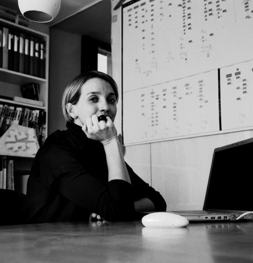 La arquitecta mexicana Tatiana Bilbao recibe Premio de las Artes en Berlín