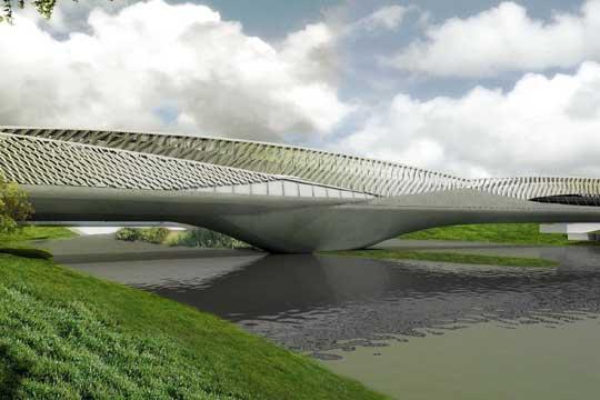 Es el momento de romper barreras: Zaha Hadid - arquitectura - obrasweb.com