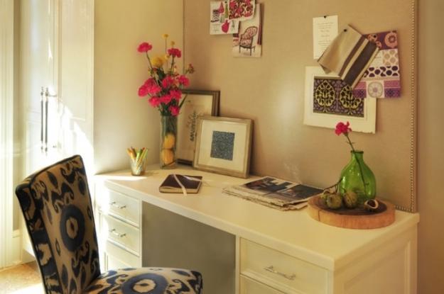 Pinboards pizarrones con estilo para decorar gerencia - Pared de corcho ...