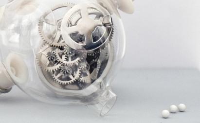 Artificial biological clock, por Revital Cohen