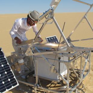 Solar Sinter, por Markus Kayser