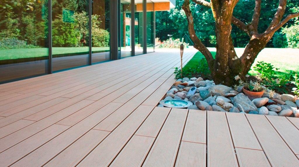 10 ideas para un jard n pr ctico gerencia red blog for Materiales para pisos exteriores