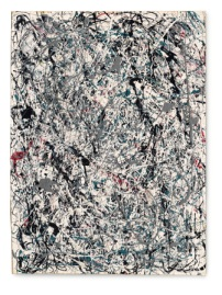 "Pollock's ""Number 19"", 1948"