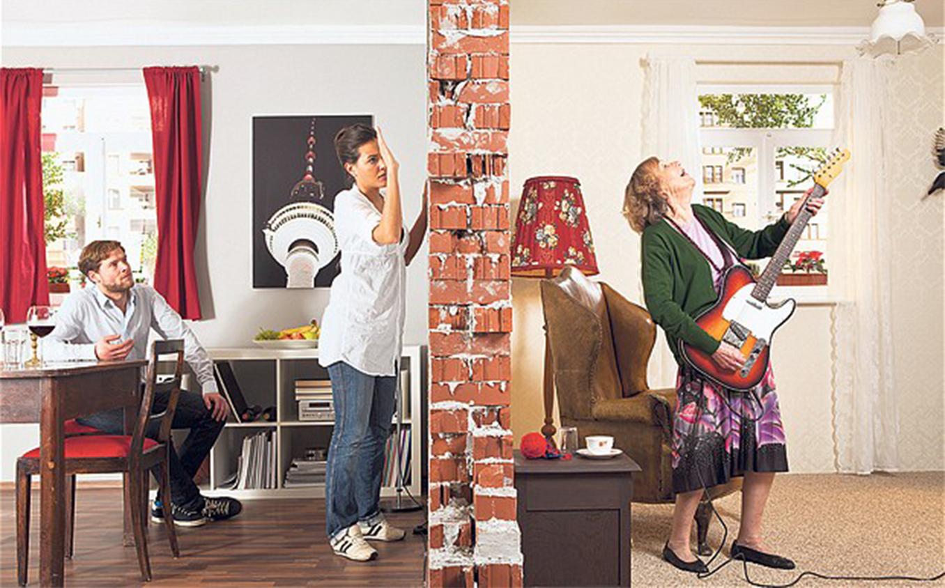 Aislamiento ac stico para tu casa gerencia red blog - Vicini di casa rumorosi ...
