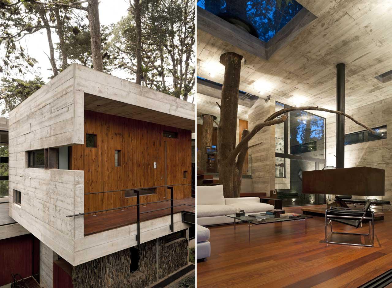 Una casa en el bosque gerencia red blog - Casas el bosque ...