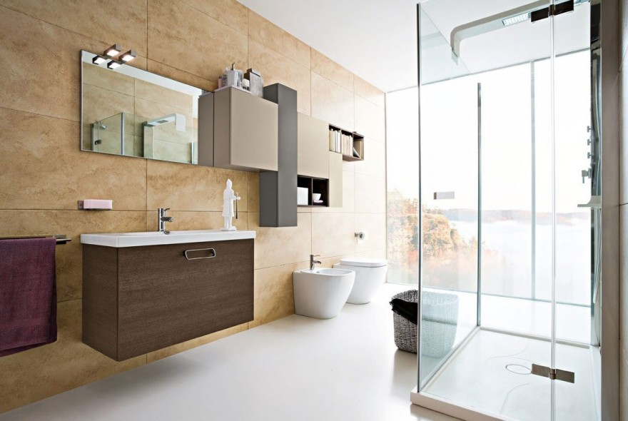 Comtable Design : comfortable-bathroom-design