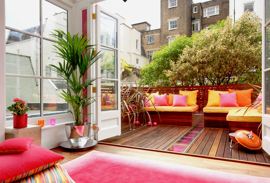 5 ideas para terrazas peque as gerencia red blog for Idea jardineria terraza balcon