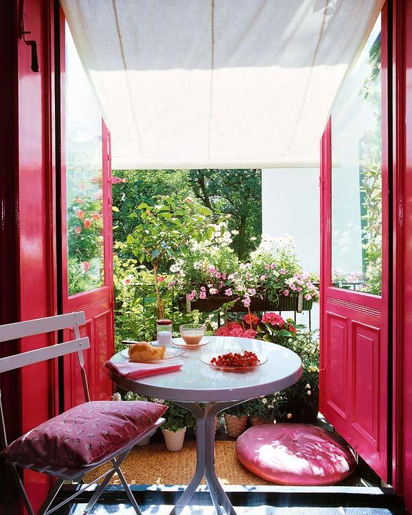 5 ideas para terrazas peque as gerencia red blog - Jardin en terraza pequena ...