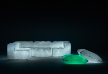 Glowing-furniture-outdoor
