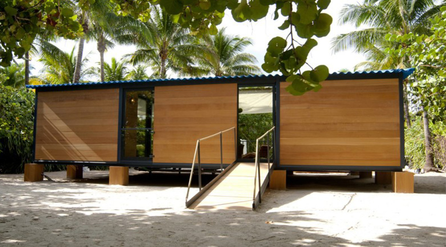 Louis Vuitton S Modern Beach House Design Miami 2013