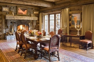 William-Koch-Estate-Dining-Room