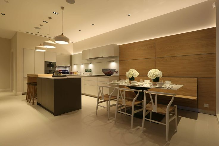 Dise o de interiores sugerencias para renovar la - Iluminacion led para casa ...